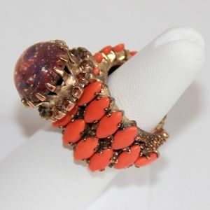 Jewelry - Jaw Dropping Bold Rodrigo Otazu Ring